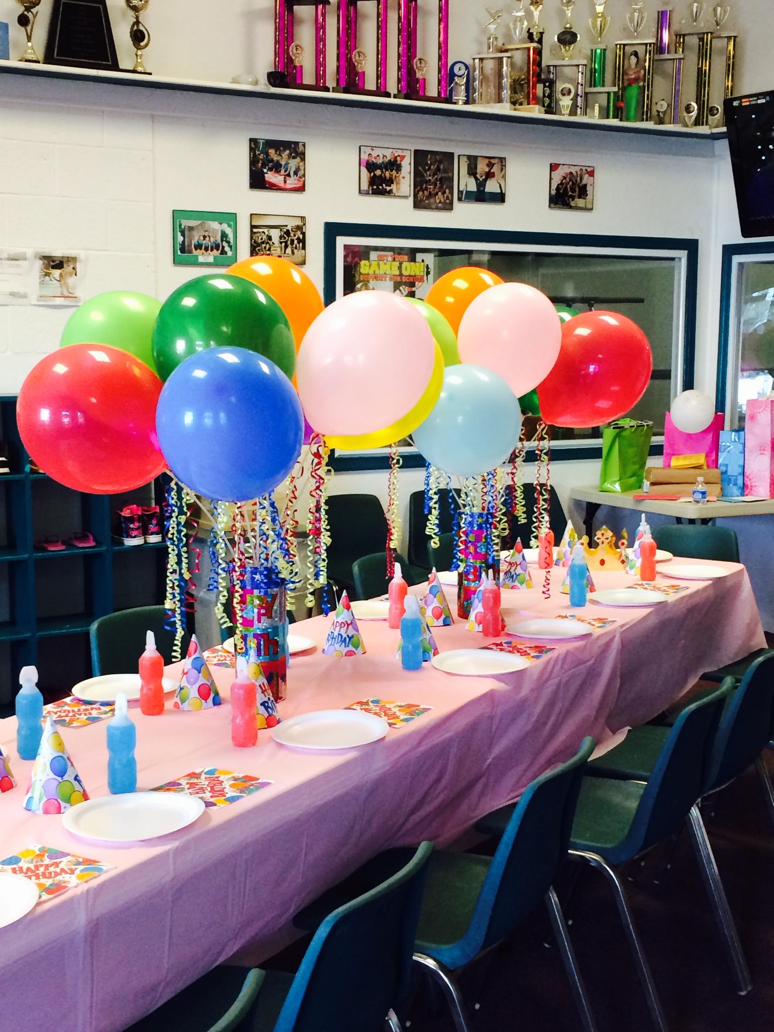 gymnastics birthday party Birthday Parties   Bensalem School of Gymnastics gymnastics birthday party